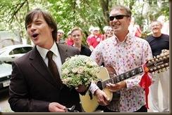 Свадьба Паровозик из Ромашково песня