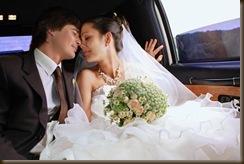 Свадьба Паровозик из Ромашково едем