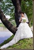 Свадьба Паровозик из Ромашково на берегу