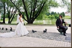 Свадьба Паровозик из Ромашково утята
