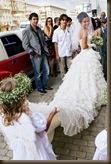 Свадьба Паровозик из Ромашково шлейф