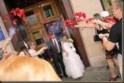 Свадьба Паровозик из Ромашково лепестки