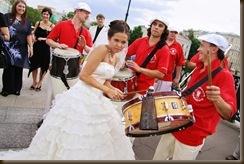 Свадьба Паровозик из Ромашково финал