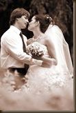 Свадьба Паровозик из Ромашково вдвоем