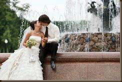 Свадьба Паровозик из Ромашково водопад