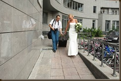 Свадебные фото - два подхода