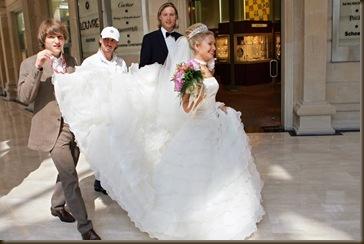 Платье невесты помощники