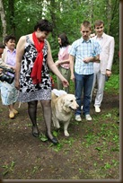 Помощник на свадьбе выход