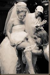 Подвязка невесты шестая попытка
