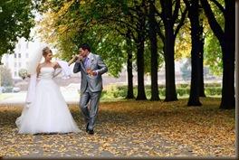 Осенний фотосет кавалер