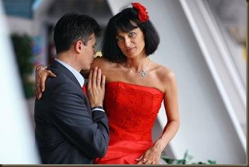Испанская невеста взгляд