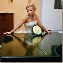 Свадебный стилист букет