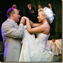 Свадебный стилист танго