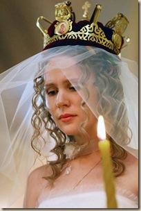Свадебный стилист венчание