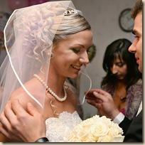 Свадебный стилист фата