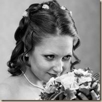 Свадебный стилист цветы