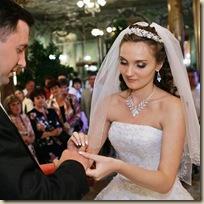 Свадебный стилист кольца