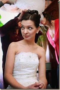 Свадебный стилист процесс