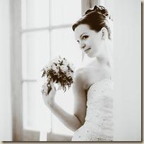 Свадебный стилист монохром