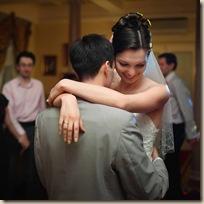 Свадебный стилист семейный танец