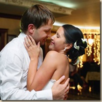 Свадебный стилист наедине