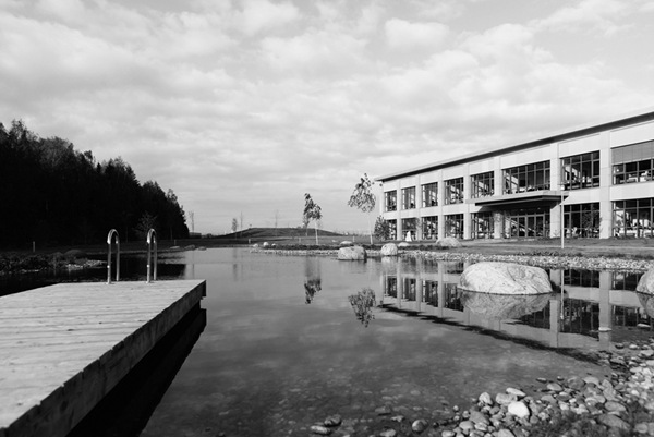 Черно белые фотографии Ilford Delta