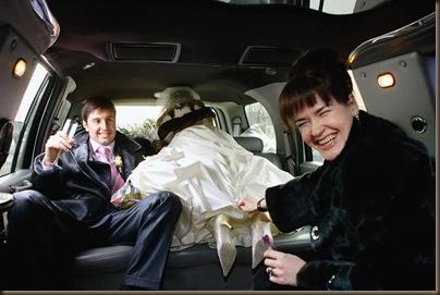 Ловим невесту на вираже
