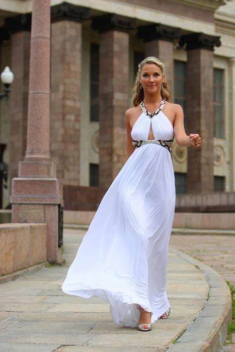 Фото невест не в белых платьях