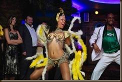 Бразильские танцы в разгаре