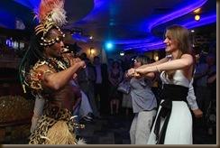 Бразильские танцы мастеркласс
