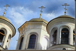Три креста на храме